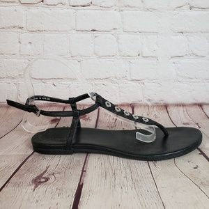 Cole Haan Thong Ankle Strap Sandals